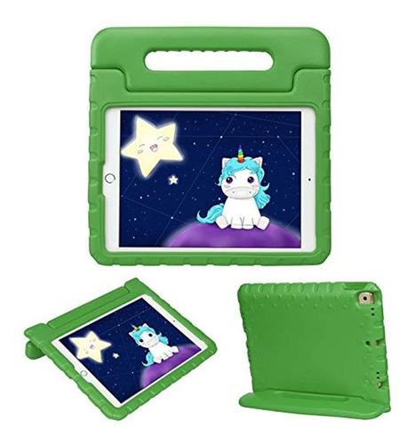 Imagen 1 de 8 de Hde - Funda Para iPad 7ª Generación Para Niños - Funda Para