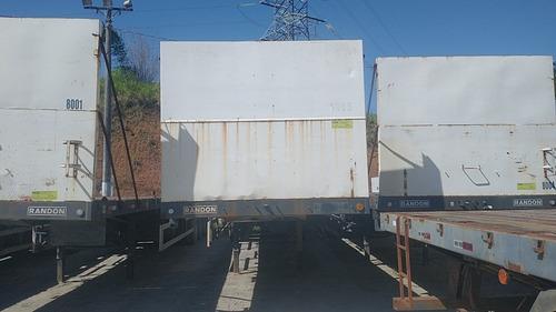 Facchini Porta Container Carga Seca - 8211