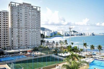Localização Privilegiada!! Guarujá Astúrias, 2 Dormitórios , Piscina. - Ap0652