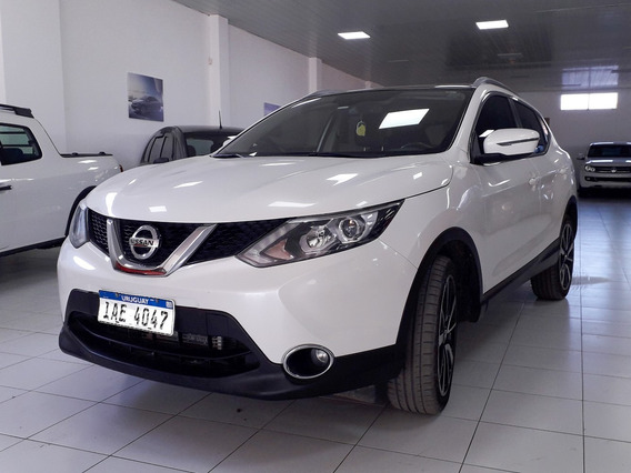 Nissan Qashqai 2.0 Exclusive Awd Cvt 2015 Autom - Ref:1254