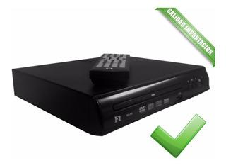 Reproductor Dvd Sd Usb Avi Mpeg 2.1 Control Envio Gratis
