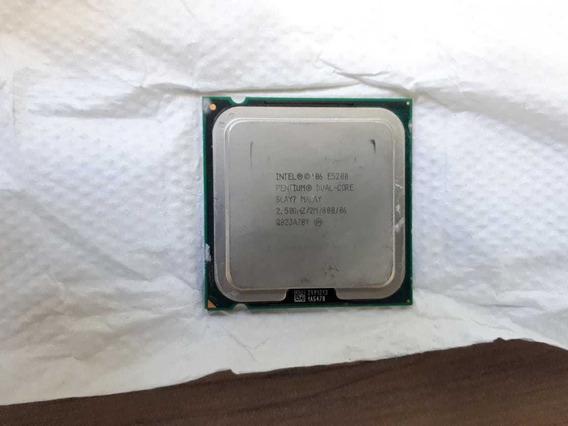 Processador Intel Pentium Dual-core E5200 2.5 Ghz Socket Lga