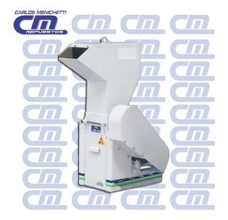 Trituradora Para Plastico 10hp - 200kg Por Hora