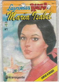 Maria Isabel # 1 - Yolanda Vargas Dulché (comic Historieta)