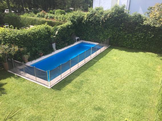 Punta Chica: Casa 5amb. Con Jardín Con Pileta.