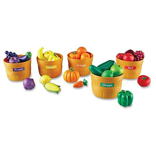 Learning Resources Farmer.s Market Color Sorting Set