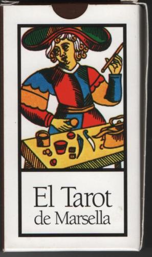 Cartas  Tarot  De  Marsella.