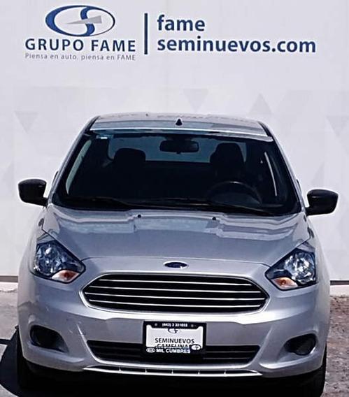 Ford Figo Impulse Tm 4 Puertas