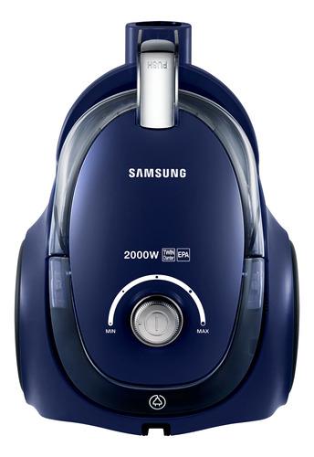 Aspiradora Samsung VCMA20CC 1.5L  azul oscuro 220V