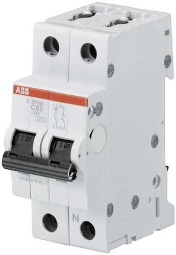 Abb 2cds251103r0404 Mini Interruptor 1p+na S201-c40na 40 Amp