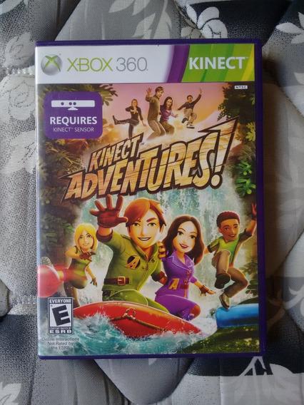 Jogo Kinect Adventures Para Xbox 360 ***mídia Física***
