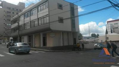 Prédio Comercial À Venda No Centro De Ponta Grossa. - Pr0002