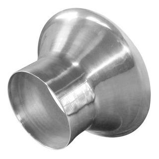 Funil Para Ensacar Algodão Doce Em Alumínio