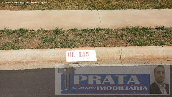 Terreno Em Condomínio Para Venda Em Presidente Prudente, Parque Residencial Carandá - Rni-solares L15