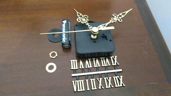 Máquina Tic Tac Para Relógio - Cj Dourado. Cx C10
