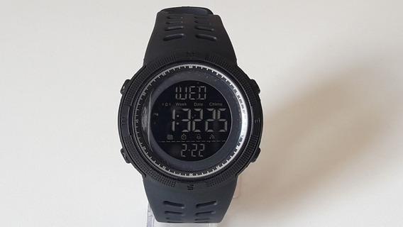 Relógio Skmei 1251 Original A Prova D´água 5 Atm + Caixa