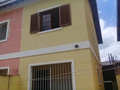 Sobrado Com 2 Dormitórios À Venda, 70 M² Por R$ 295.000 - Vila Nova Bonsucesso - Guarulhos/sp - So1704