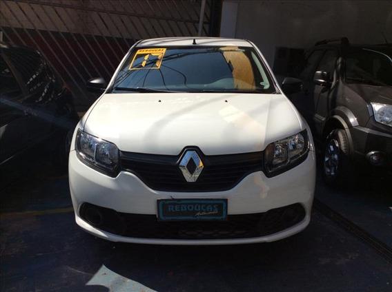 Renault Sandero 1.0 Authentique 16v Mnual