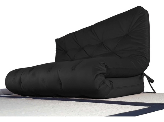 Futon Sofa Cama King Tendencia Oriental - Original