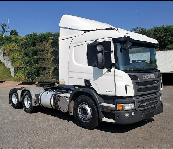 Scania P 360 6x2 Opticruise 2016 / 2016