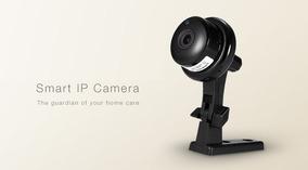 Camera 960p Ip Wifi Com App Celular E Pc