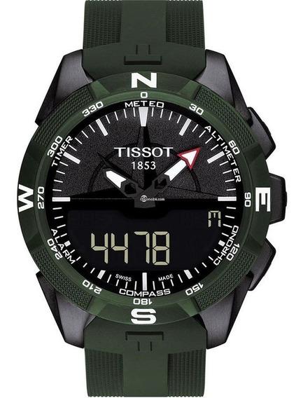 Relógio Tissot - T-touch Expert Il Solar- T110.420.47.051.00