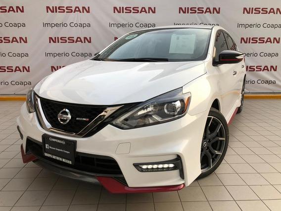 Nissan Sentra 1.6 T Nismo Mt 2019 Garantia De Planta