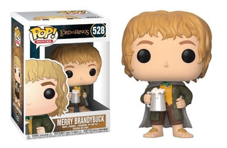 Funko Pop Merry Brandybuck Lord Of The Rings 528 Movies