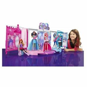 Palco/camarim Barbie Rock Royals