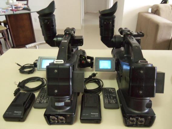 2 Filmadoras Panasonic Ag-dvc60 (vendidas Somente Juntas)