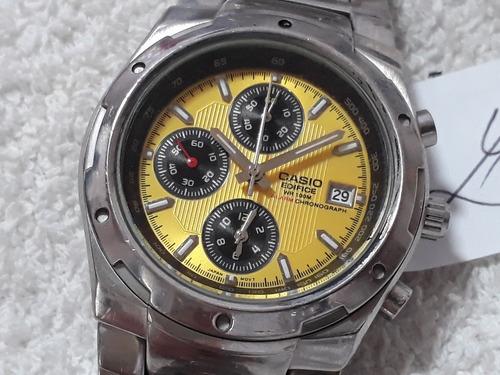 Relógio Casio Edifice, Cronógrafo - Ef511 !