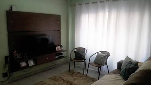 Apartamento Em Parque São Vicente, São Vicente/sp De 70m² 2 Quartos À Venda Por R$ 189.000,00 - Ap609046