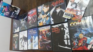 Anime Peliculas - 11 Dvd`s - Colección Completa