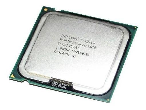 Processador Intel Dual Core E2160 + Cooler Box
