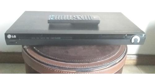 Reproductor LG De Dvd/cd Casi Nuevo