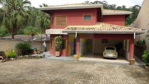 Chácara Residencial À Venda, Estância Parque De Atibaia, Atibaia - Ch0298. - Ch0298
