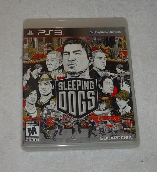 Sleeping Dogs Ps3 ** Leia