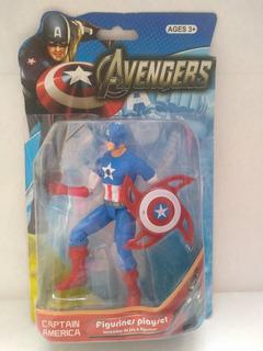 Capitan America Avengers Articulado