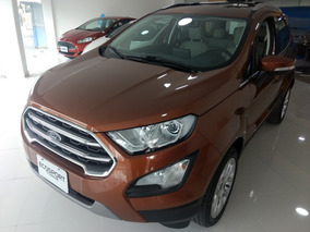 Ford Ecosport Titanium At 4x2 2018