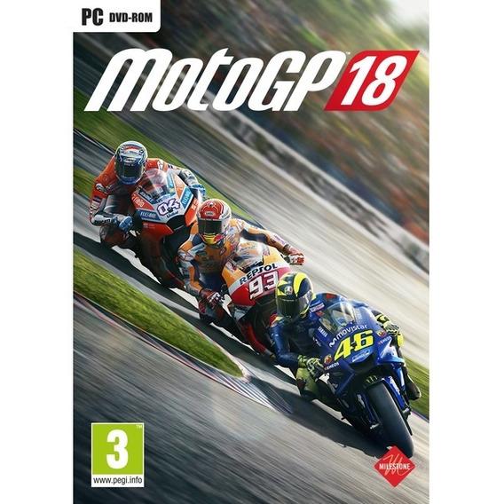 Motogp 18 Em Portugues ( Midia Digital ) Pc