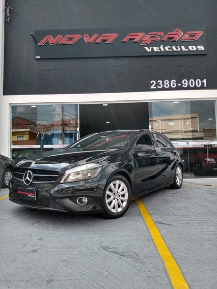 Mercedes Benz A200 1.6 Turbo Style 2014