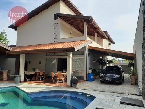 Imagem 1 de 24 de Casa À Venda, 326 M² Por R$ 958.000,00 - City Ribeirão - Ribeirão Preto/sp - Ca3293