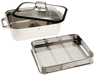 Wmf Vitalis Cooking System Ii, Large, Silver