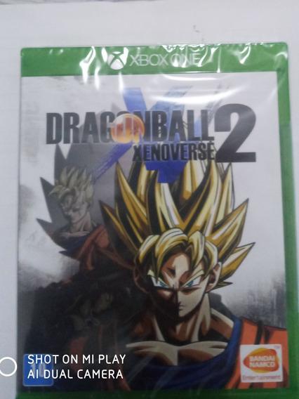 Jogo Dragon Ball Xenoverse 2 Xbox One Novo Lacrado M Fisica