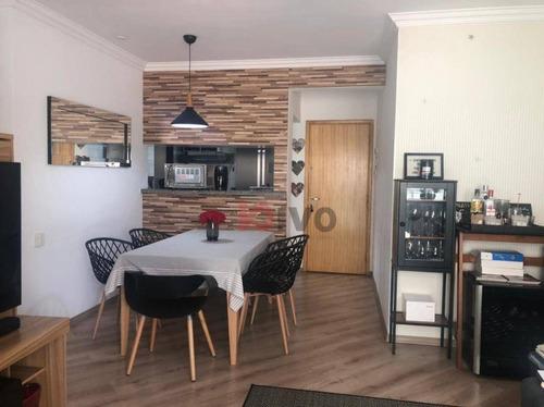 Imagem 1 de 15 de Apartamento 3 Quartos  84 M² Por R$ 860.000 - Chácara Inglesa -sp - Ap4451