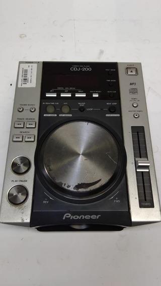 Cdj 200 Pionner Original Funcionando Cod560