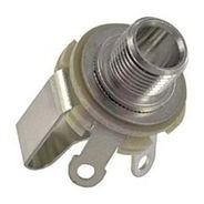 Conector Jack 1/4 Stereo Switchtcraft Sw 12b Hembra A Chasis