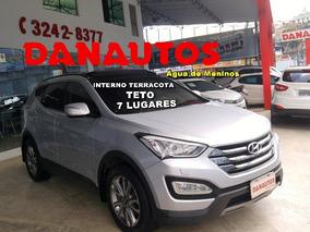 Santa Fé 3.3 V6 7l 4x4 Automático Gasolina 2014