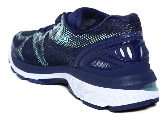 Tenis Asics Gel Nimbus 20 Mujer Correr Gym Maraton