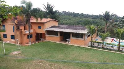 Chácara Com 4 Dormitórios À Venda, 17297 M² Por R$ 970.000 - Copaco - Arujá/sp - Ch0006